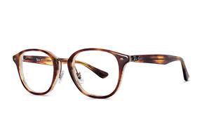 精品名牌-Ray Ban 板料眼鏡 RB5355F-5677