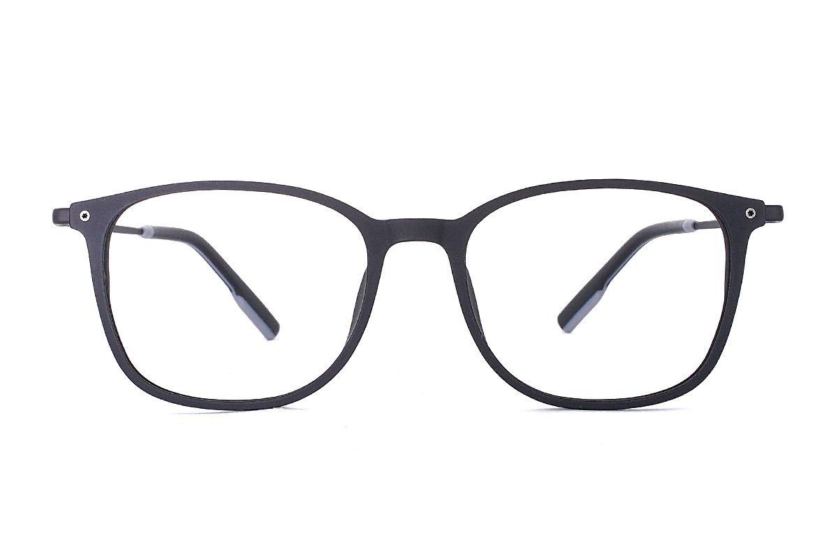 严选高质感弹性钛镜框 28149-C12
