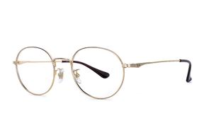 眼鏡鏡框-Ray Ban 細框眼鏡 RB6369D-2730