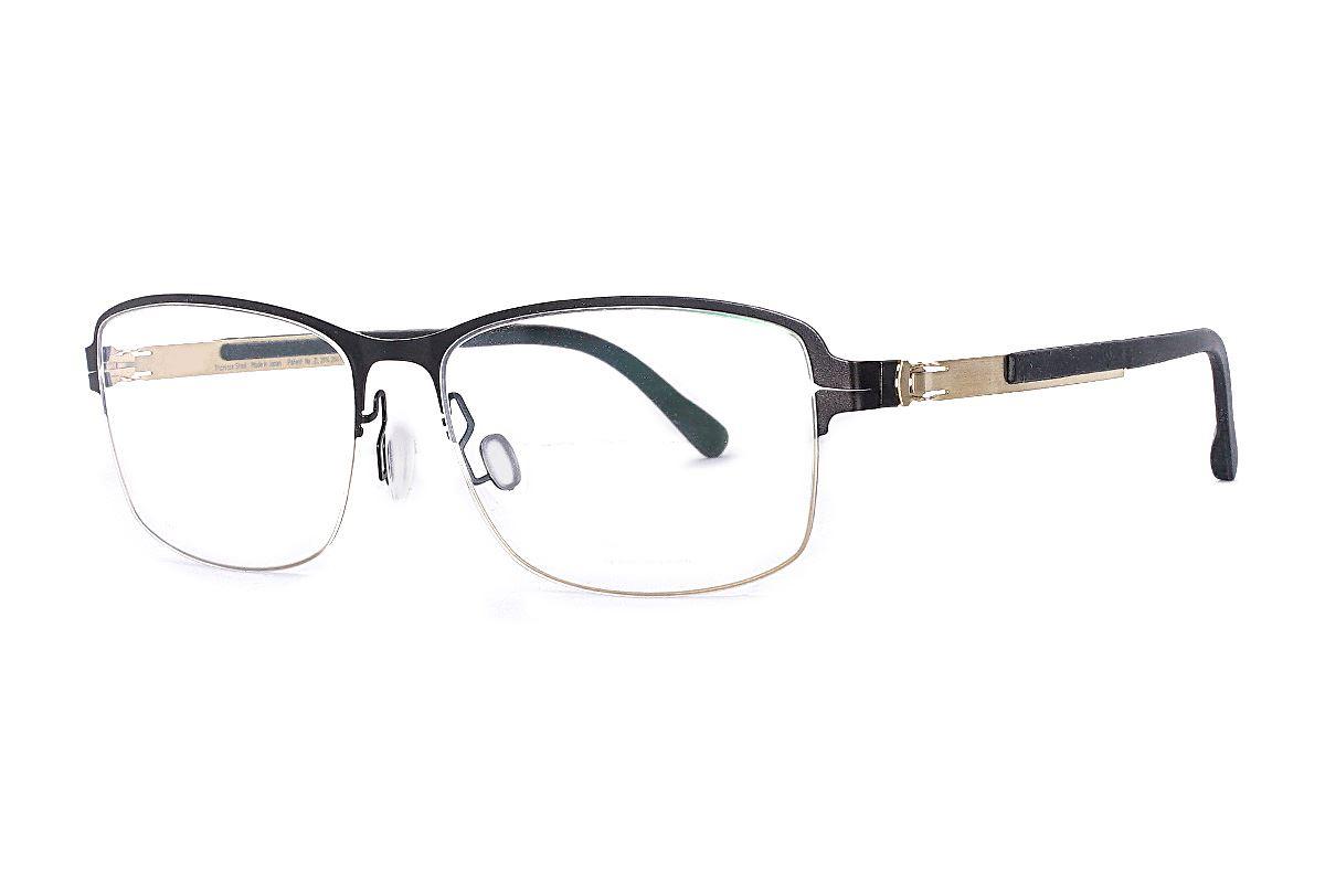 严选日制薄刚眼镜 FX2M-1514-C711