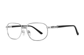 熱賣鏡框-紳士金屬彈簧框 T1039-SB