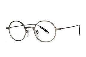 眼鏡鏡框-嚴選高質感純鈦眼鏡 11465-9A