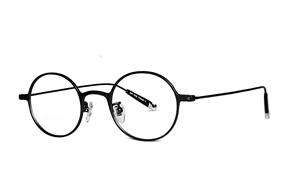 眼鏡鏡框-嚴選高質感純鈦眼鏡 11465-10A