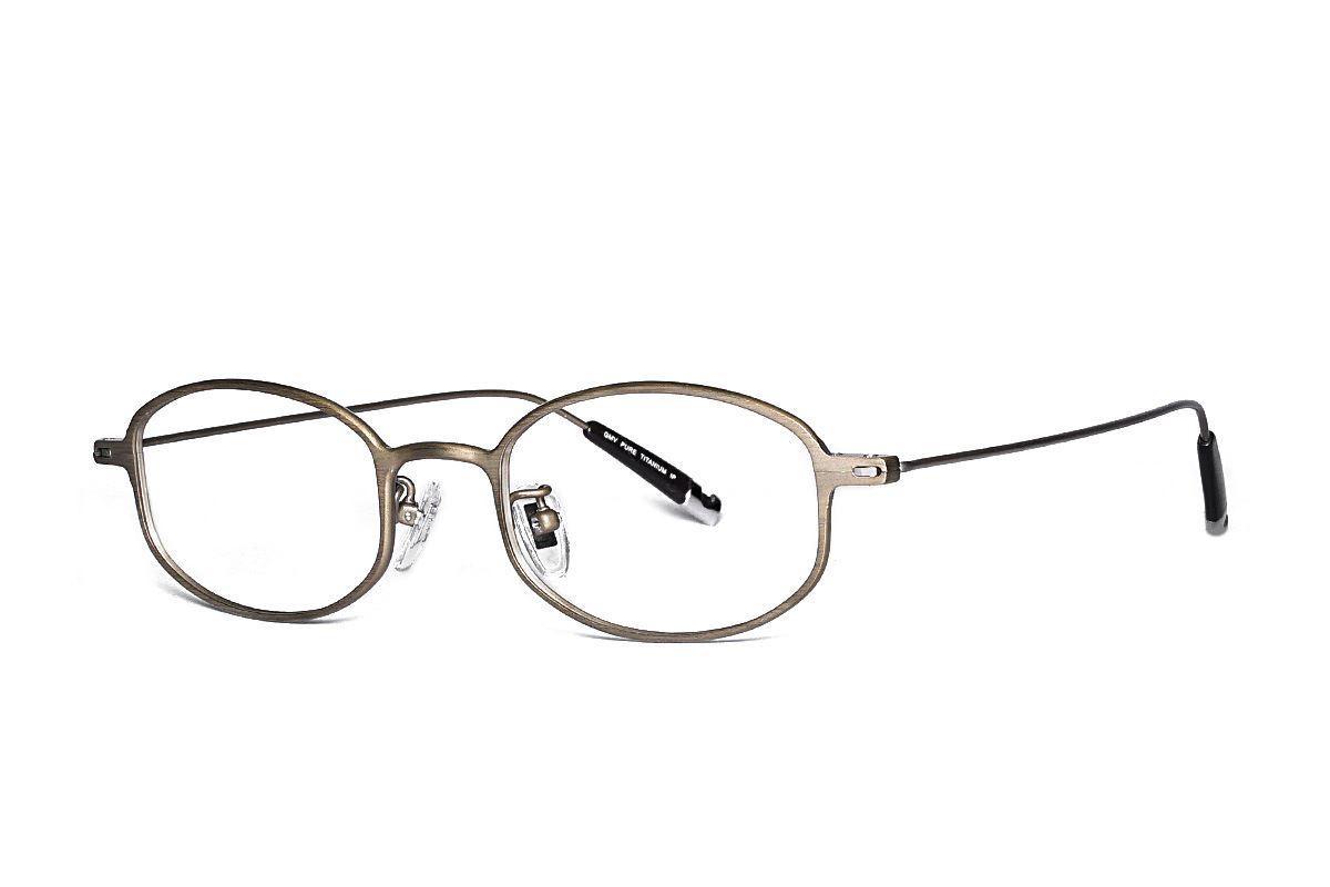 嚴選高質感純鈦眼鏡 11467-9A1