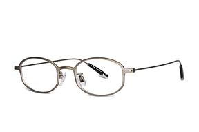 眼鏡鏡框-嚴選高質感純鈦眼鏡 11467-9A