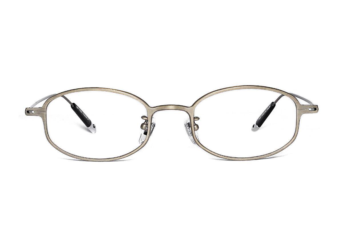 嚴選高質感純鈦眼鏡 11467-9A2