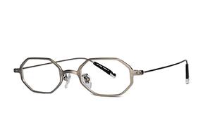 眼鏡鏡框-嚴選高質感純鈦眼鏡 11468-9A