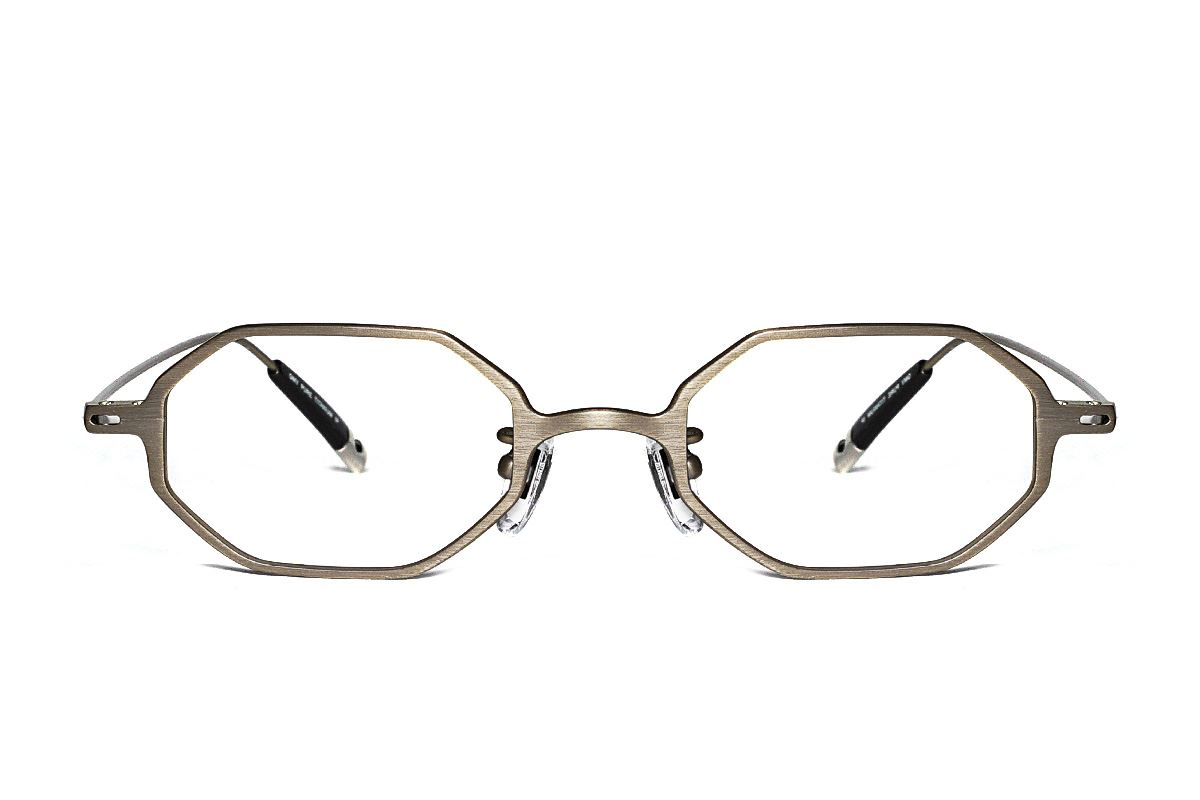 严选高质感纯钛眼镜 11468-9A2