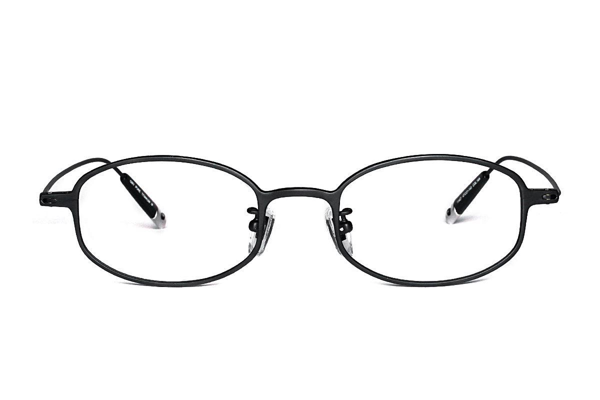 严选高质感纯钛眼镜 11467-10A2