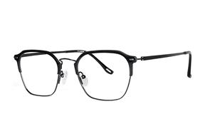眼鏡鏡框-高質感鈦複合框 H6616-C1