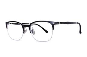 眼鏡鏡框-嚴選個性潮框 FG17054-C1