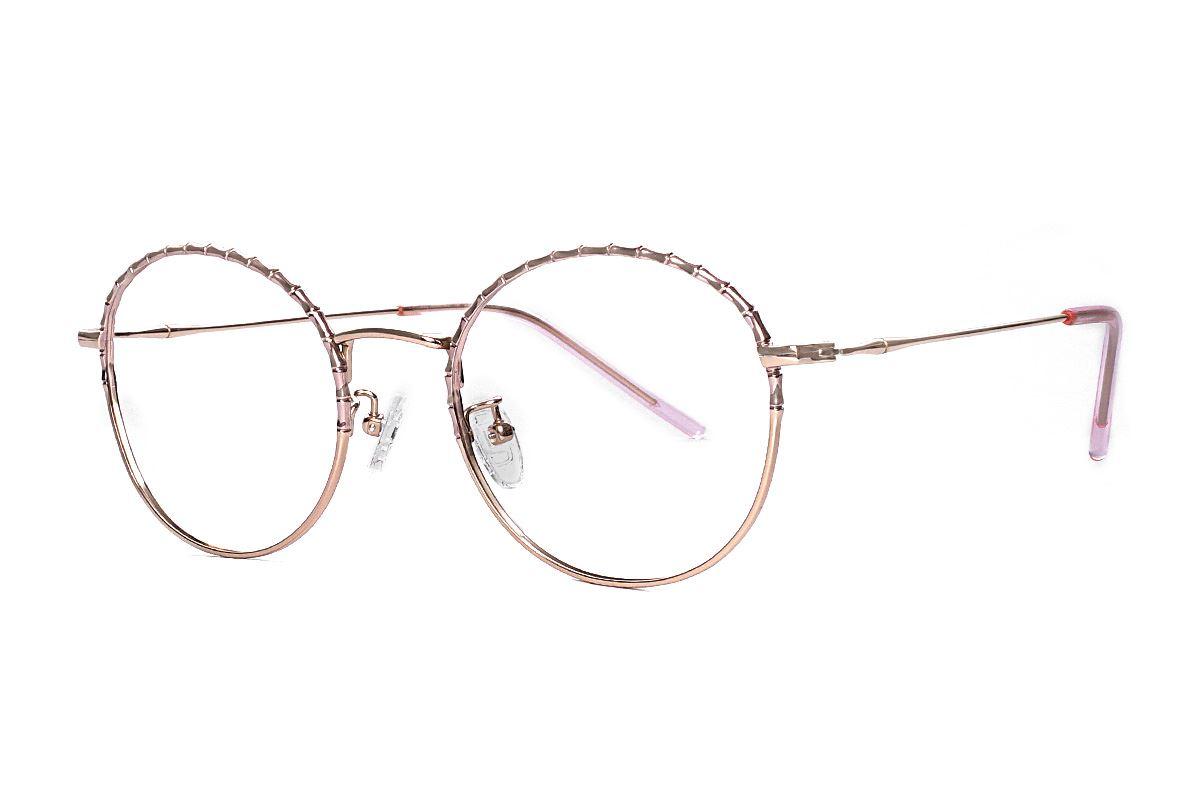 严选高质感钛眼镜 H6610-C81