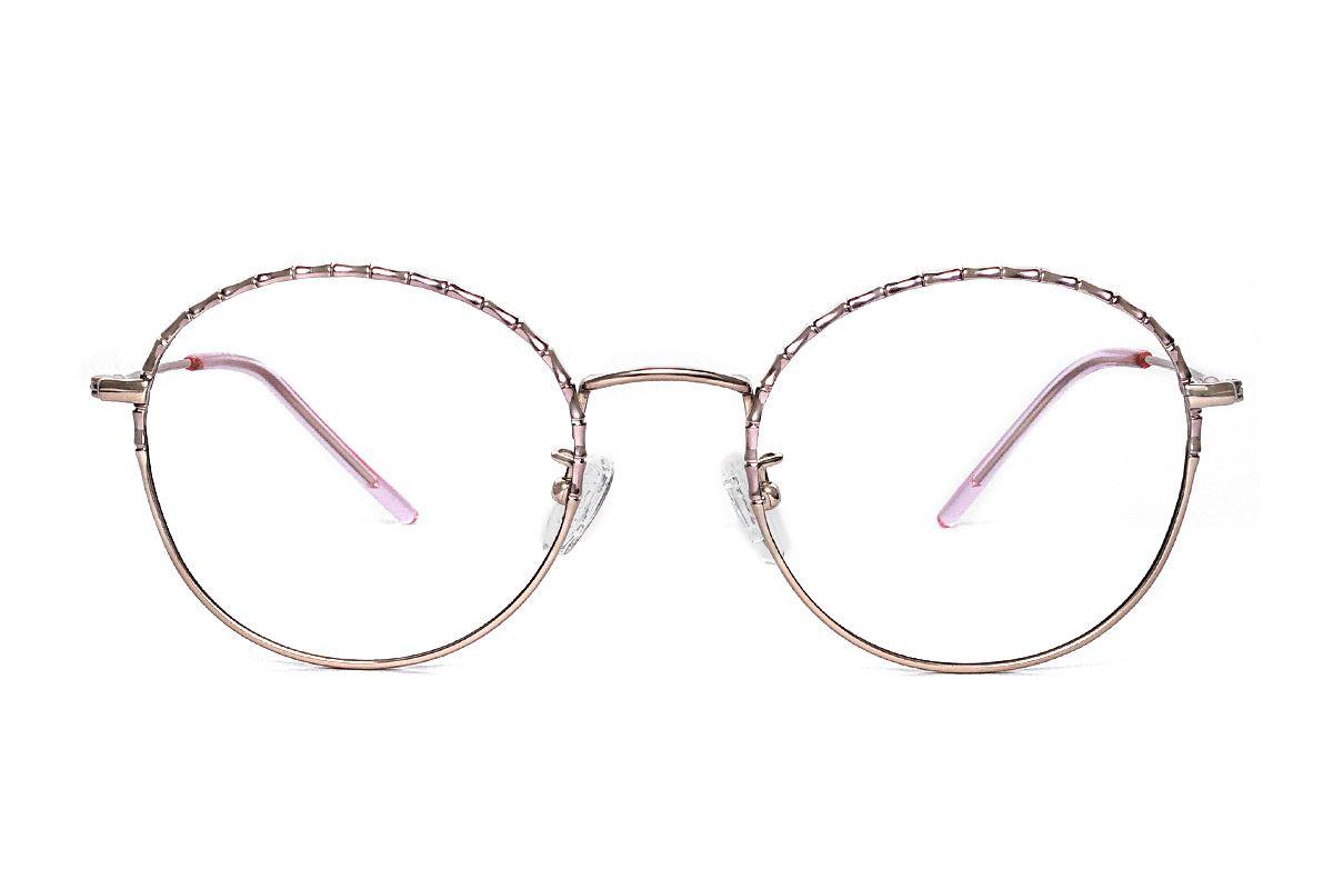 严选高质感钛眼镜 H6610-C82