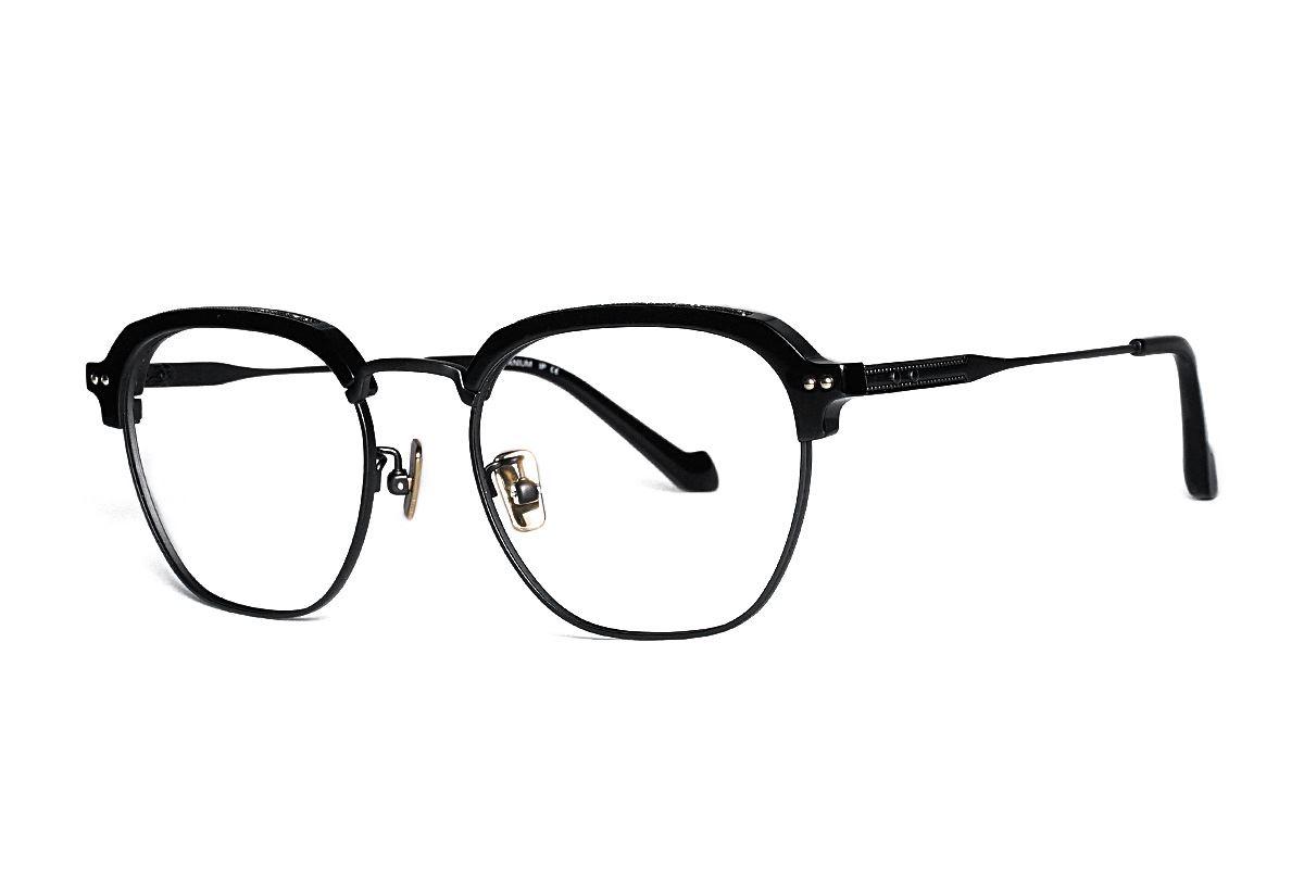 嚴選高質感純鈦眼鏡 H6599-C11