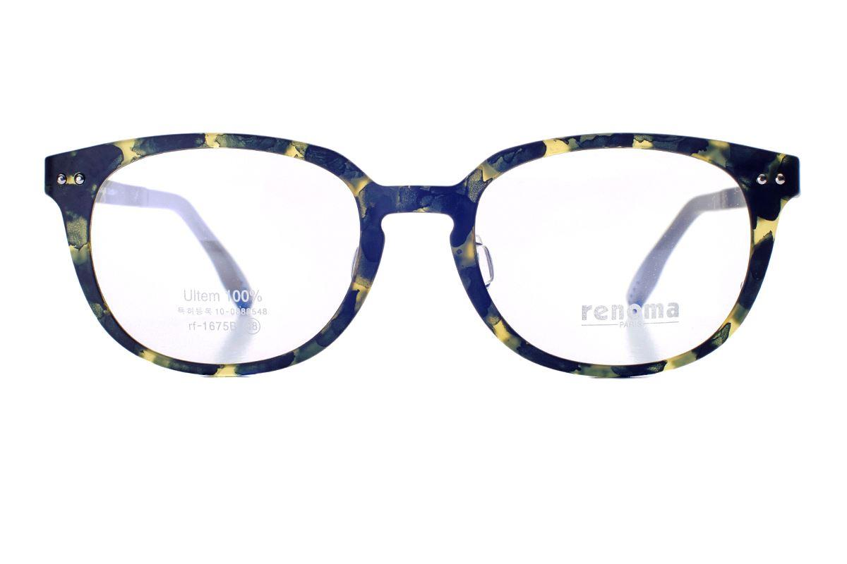 Renoma 塑钢眼镜 1675-AM2