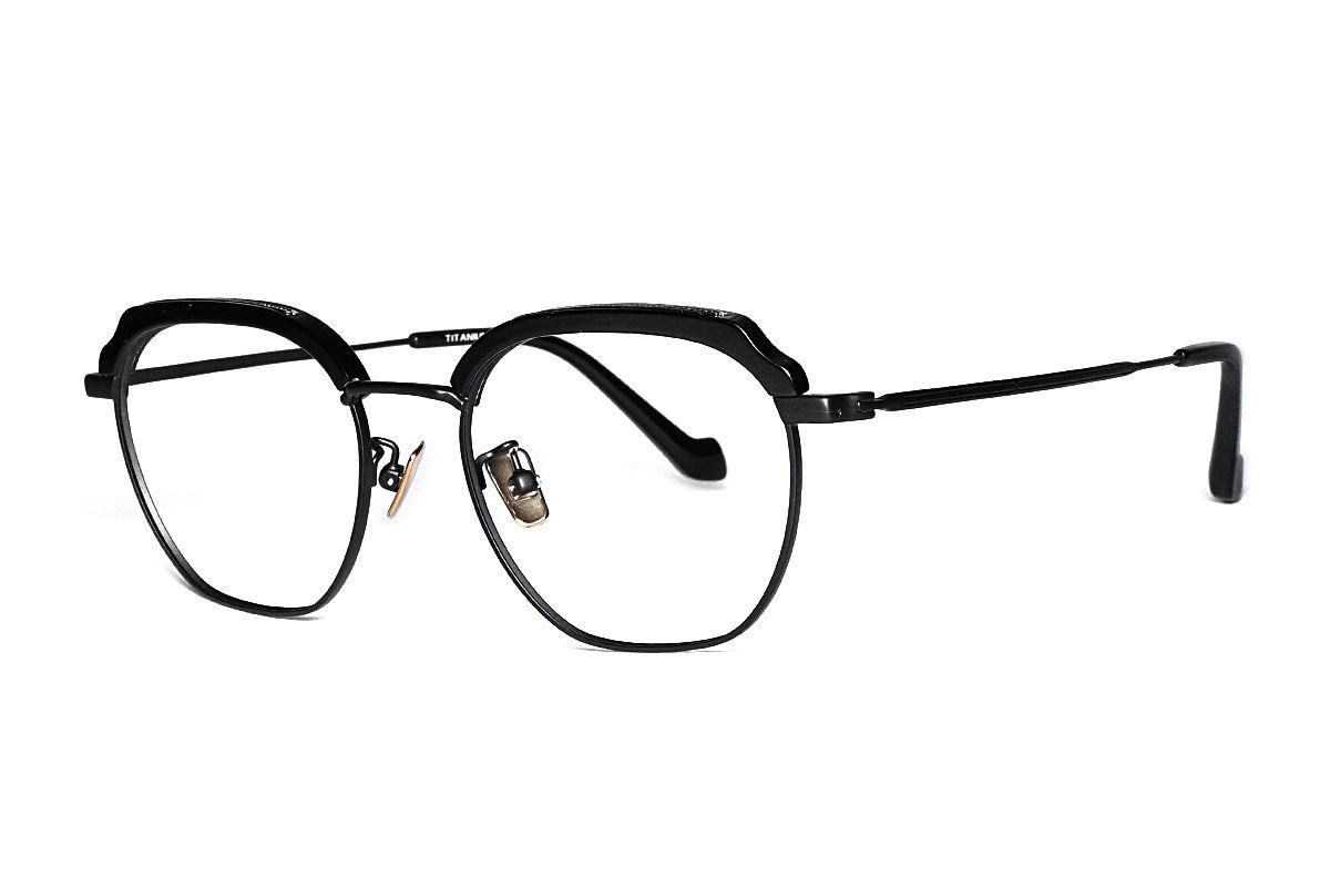 嚴選高質感純鈦眼鏡 H6601-C21