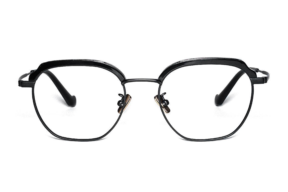 嚴選高質感純鈦眼鏡 H6601-C22