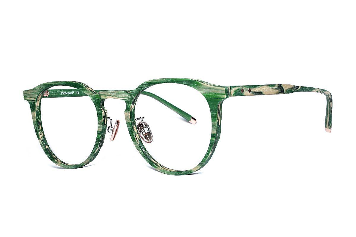 嚴選木質感眼鏡 M5191-SC31