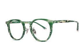 眼鏡鏡框-嚴選木質感眼鏡 M5191-SC3