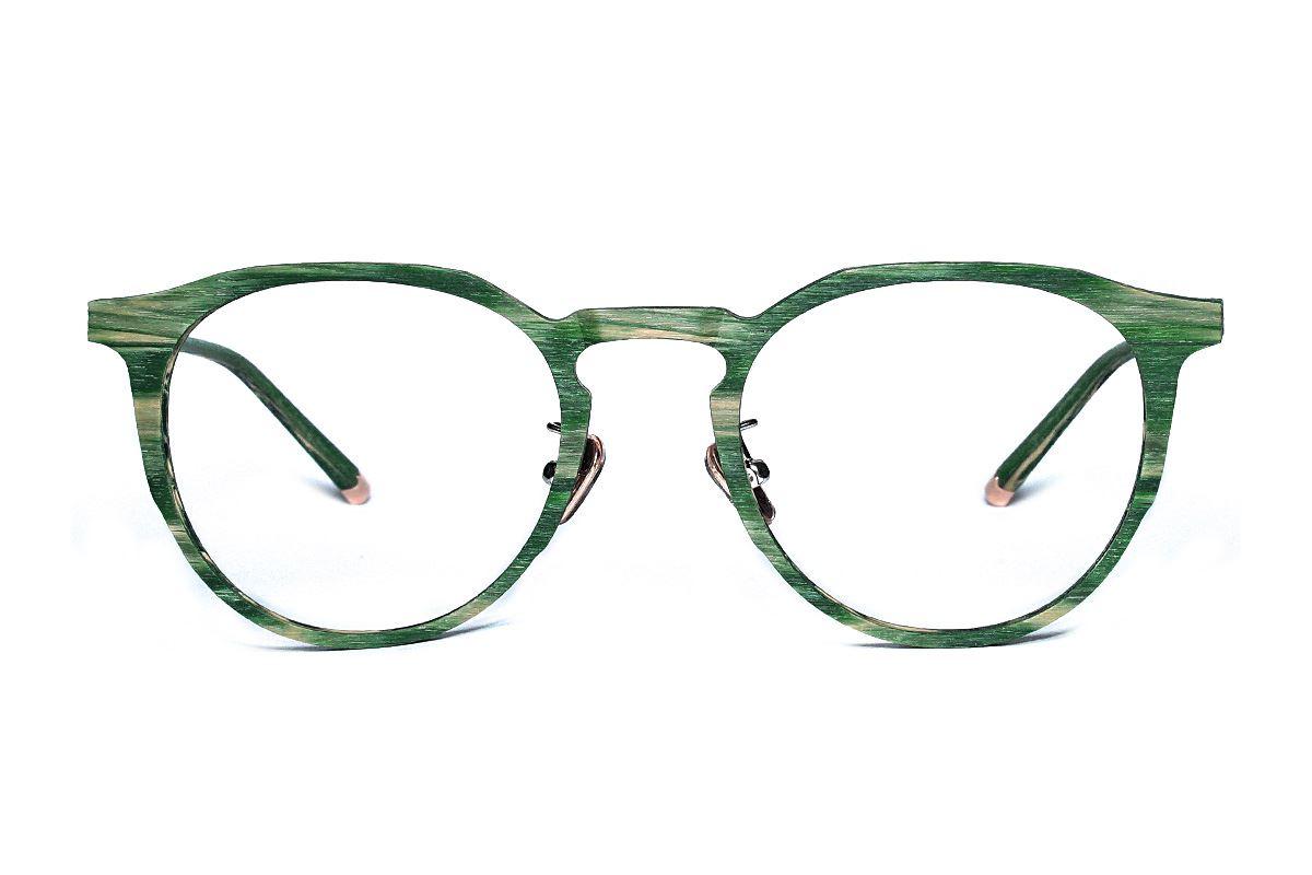 嚴選木質感眼鏡 M5191-SC32