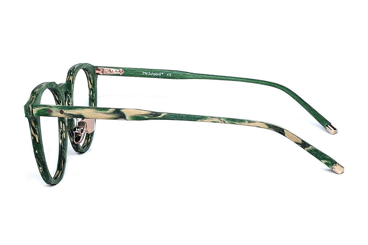 嚴選木質感眼鏡 M5191-SC33
