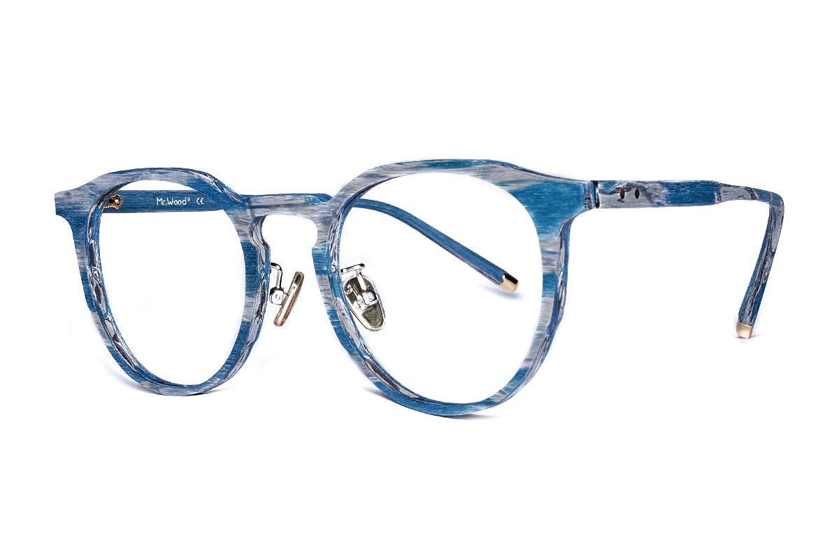 嚴選木質感眼鏡 M5191-SC21