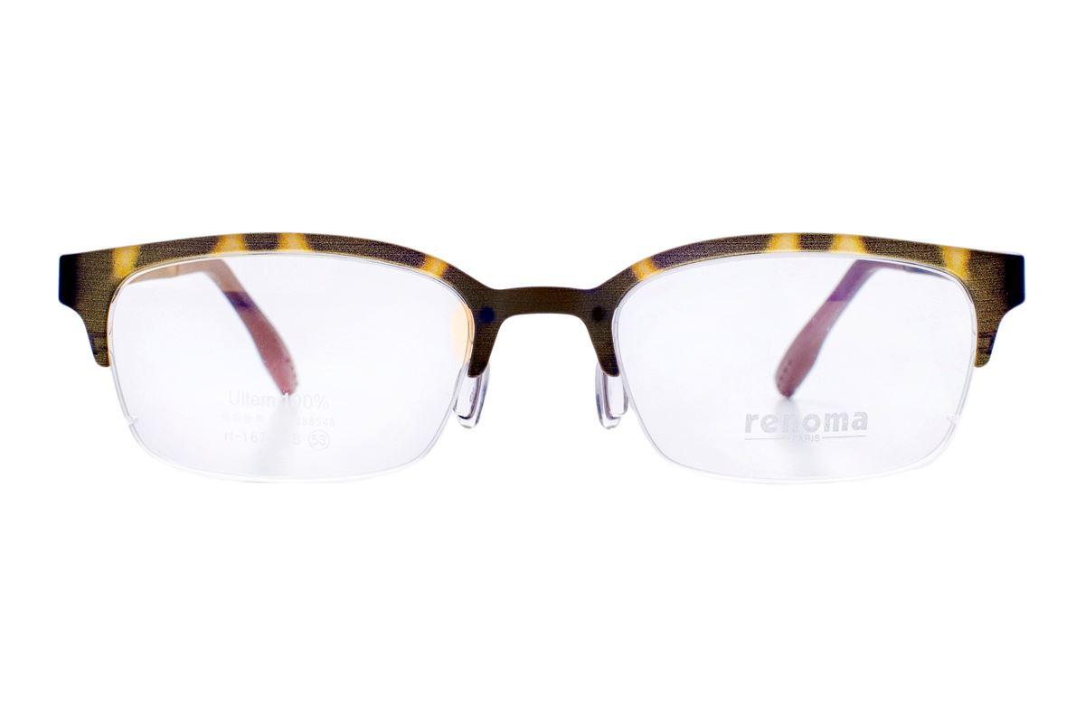 Renoma 塑鋼眼鏡 1678-AM2