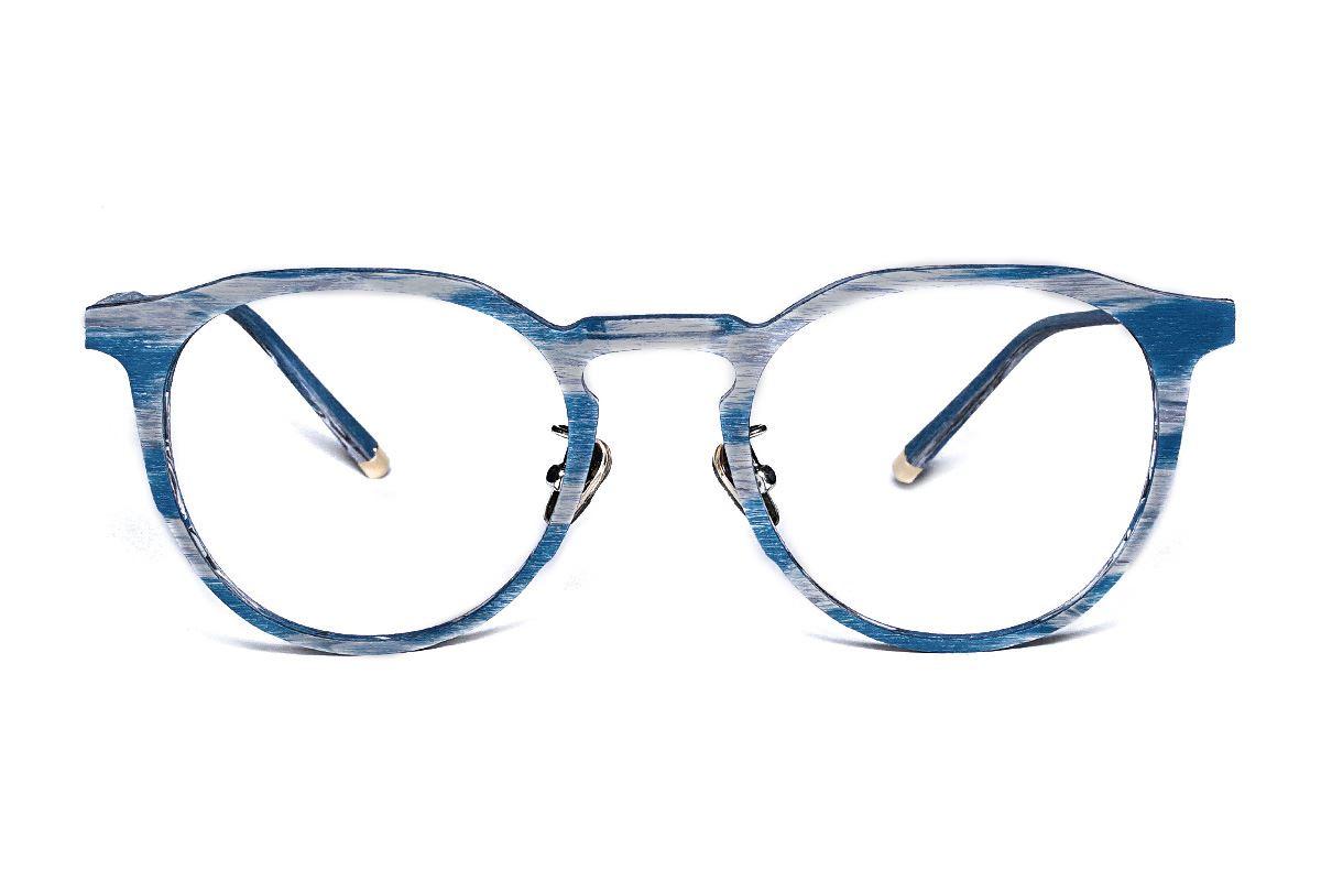 嚴選木質感眼鏡 M5191-SC22