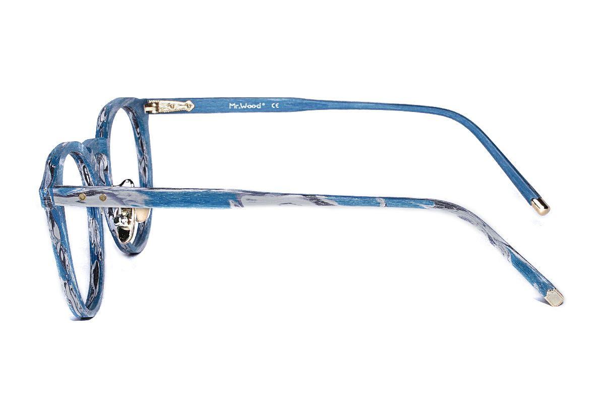 嚴選木質感眼鏡 M5191-SC23