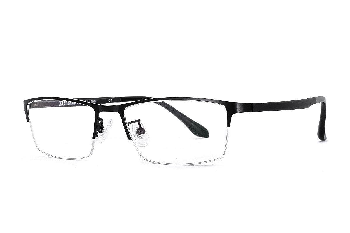 質感金屬眼鏡框 55645-C71