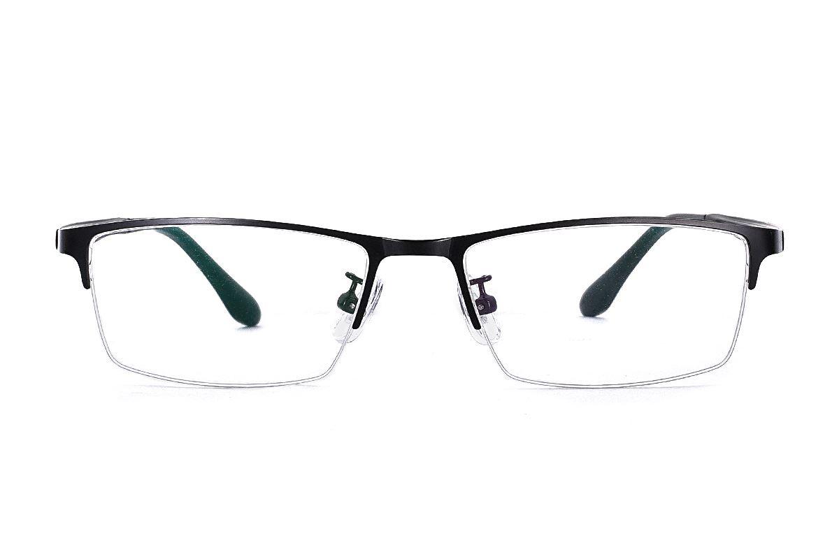 質感金屬眼鏡框 55645-C72
