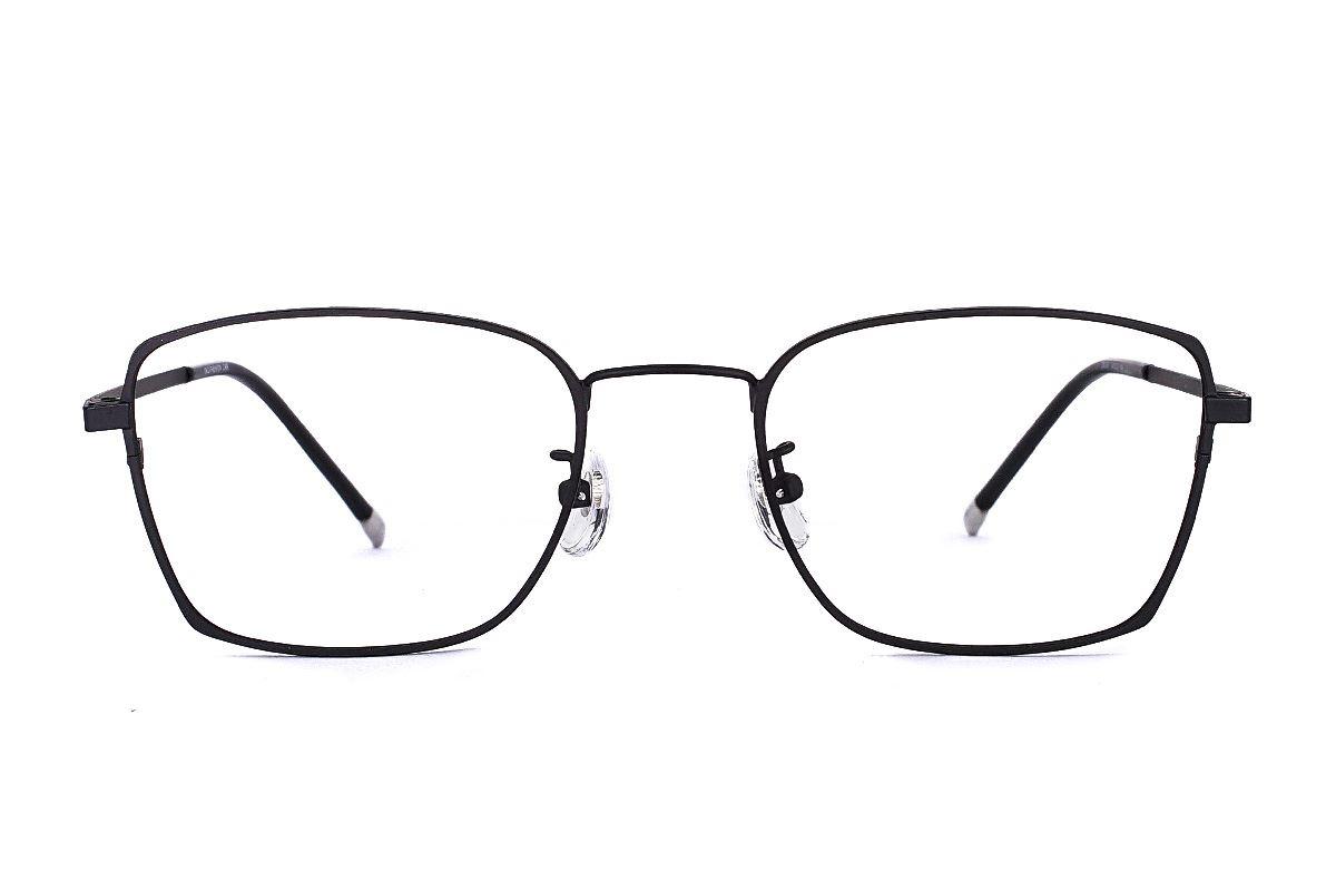 方形细框眼镜 FU39008-C12