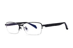 眼鏡鏡框-嚴選高質感鈦鏡框 11415-C10A