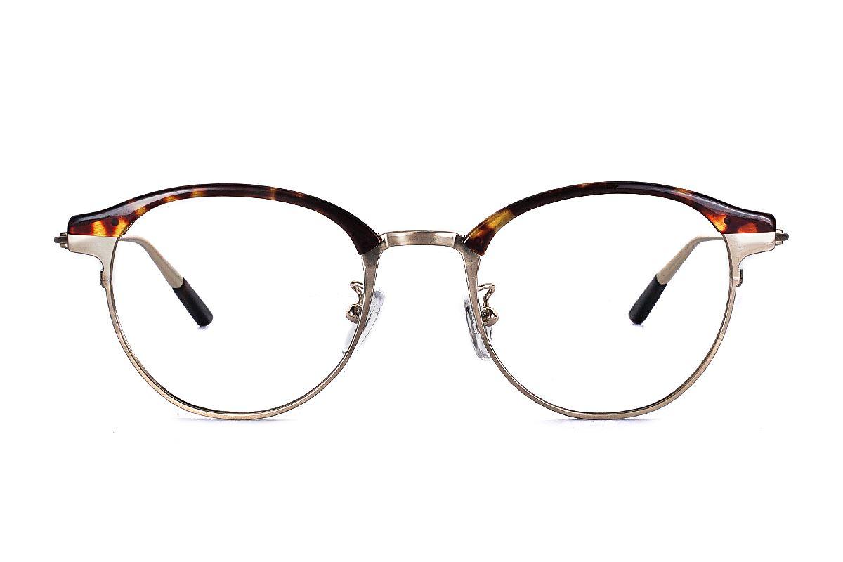 嚴選高質感純鈦眼鏡 11519-C12