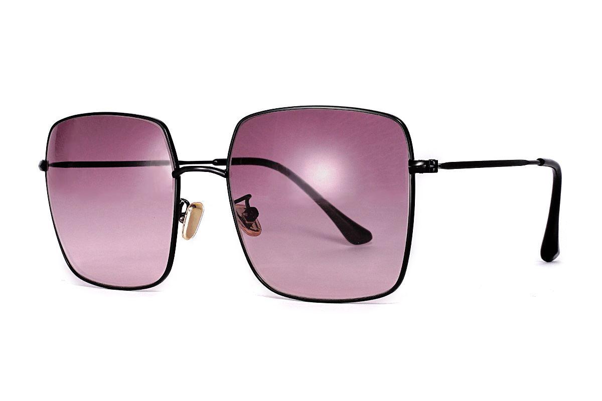 浅色造型太阳眼镜 F2108-R1