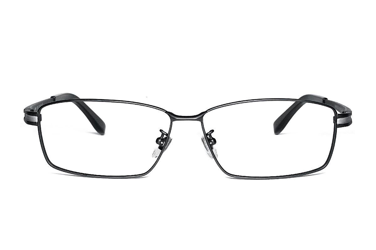 嚴選高質感純鈦眼鏡 11460-C10A2