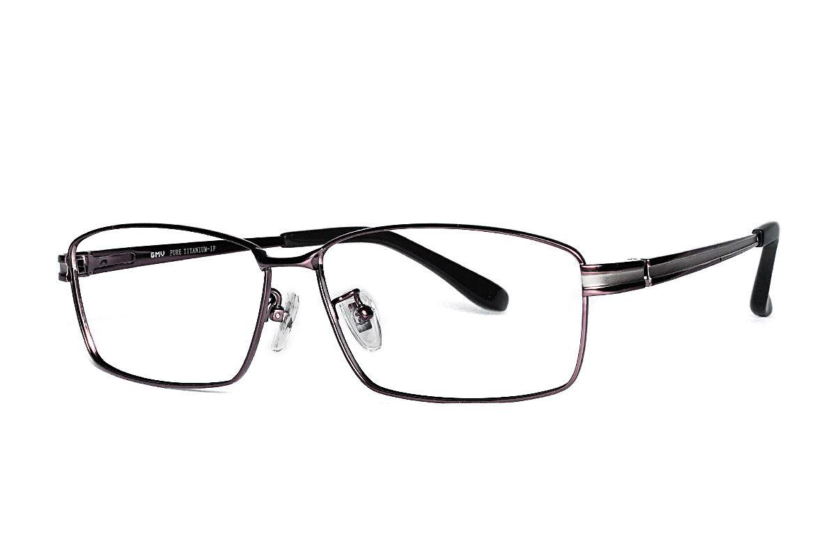 严选高质感纯钛眼镜 11460-C91