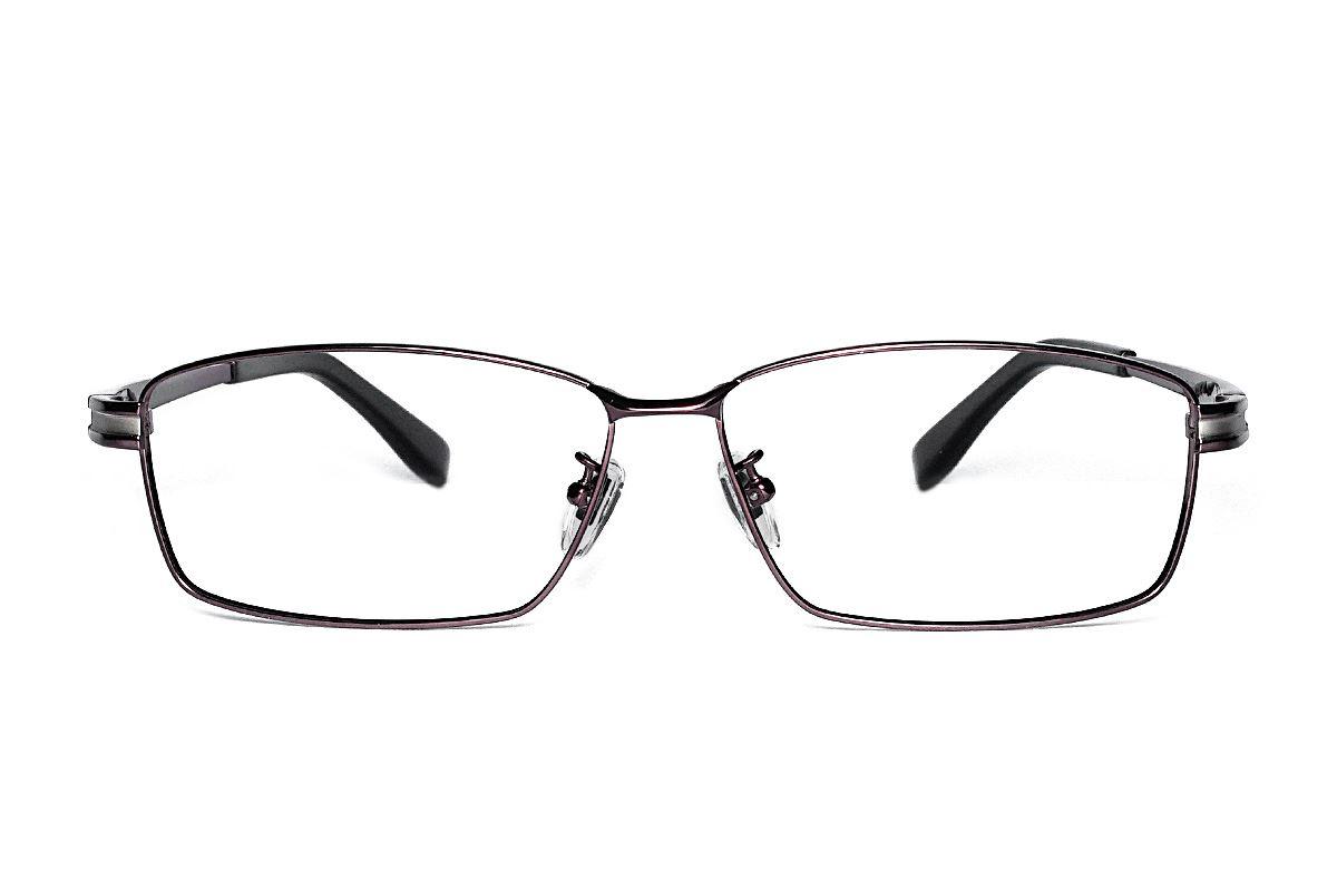 严选高质感纯钛眼镜 11460-C92