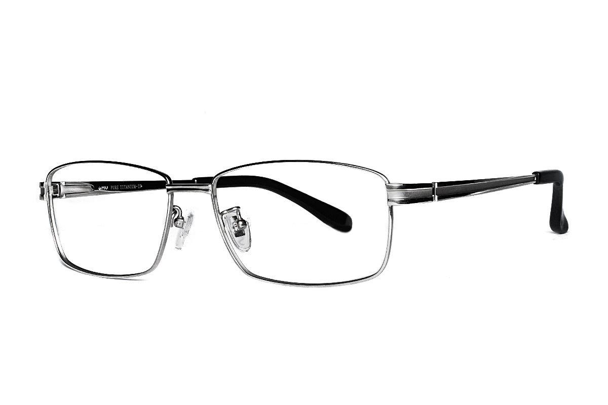 严选高质感纯钛眼镜 11459-C81