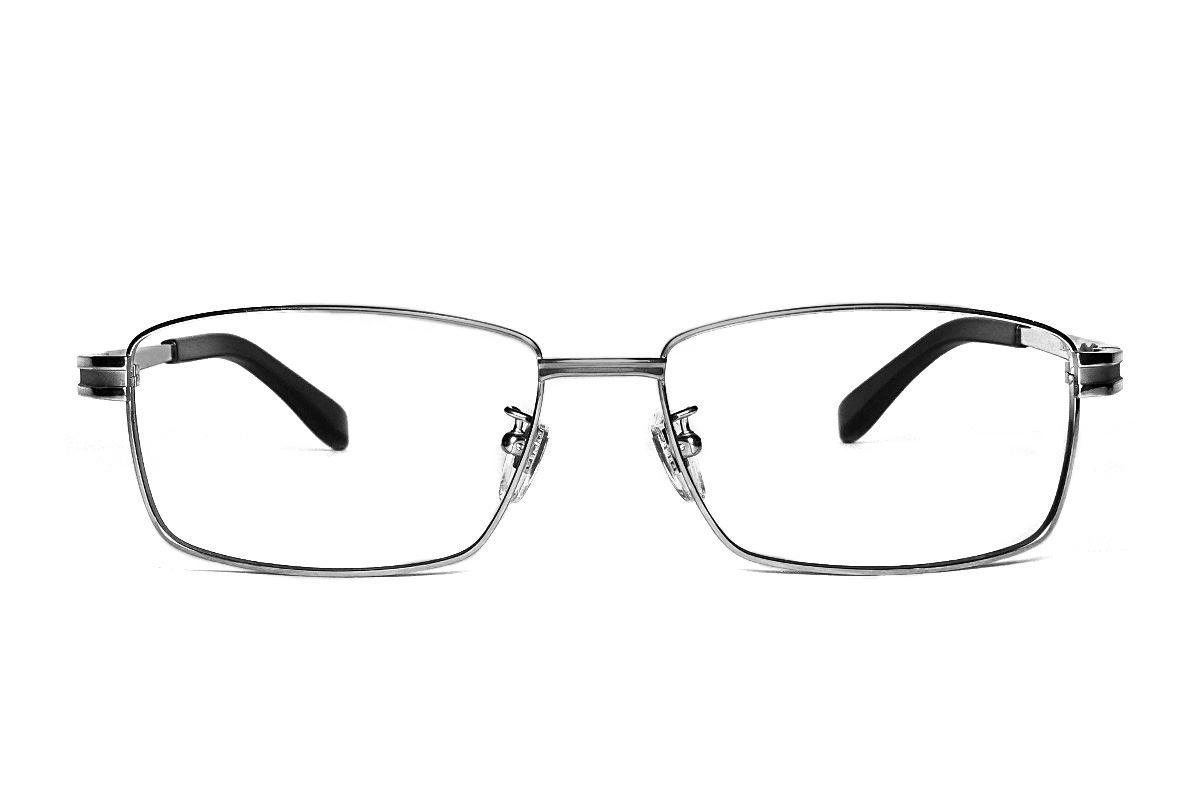 严选高质感纯钛眼镜 11459-C82