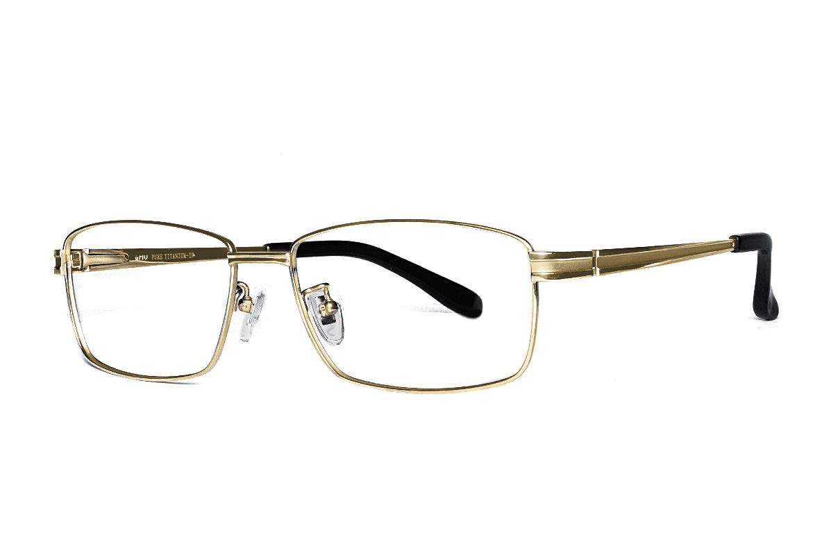 严选高质感纯钛眼镜 11459-C11
