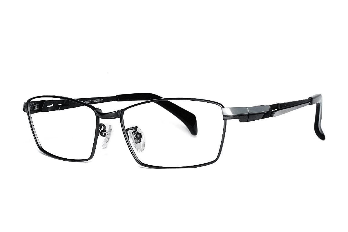 严选高质感纯钛眼镜 11492-C91