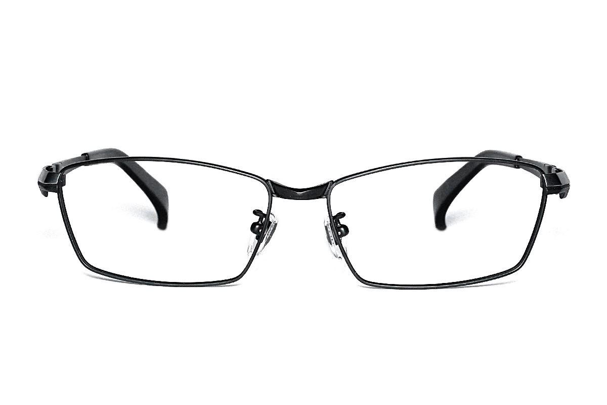 严选高质感纯钛眼镜 11492-C92