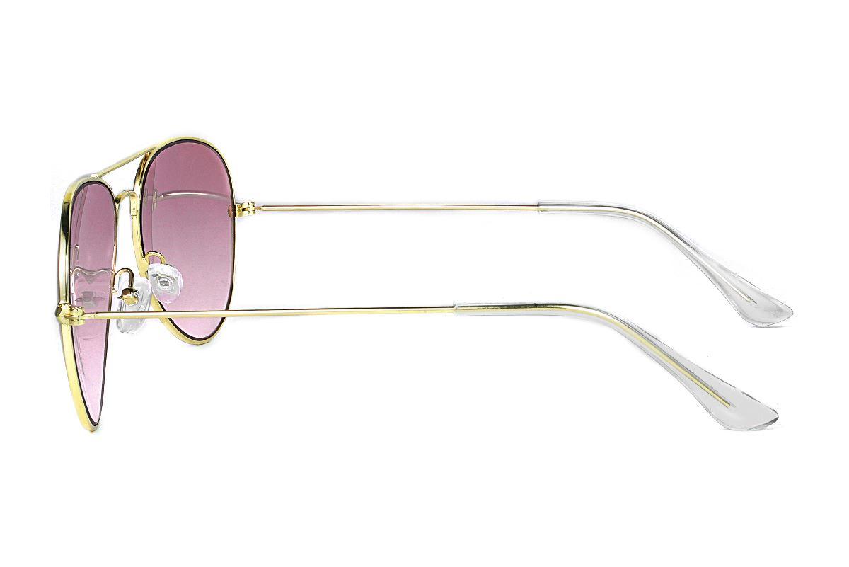 浅色造型太阳眼镜 F3025-R3