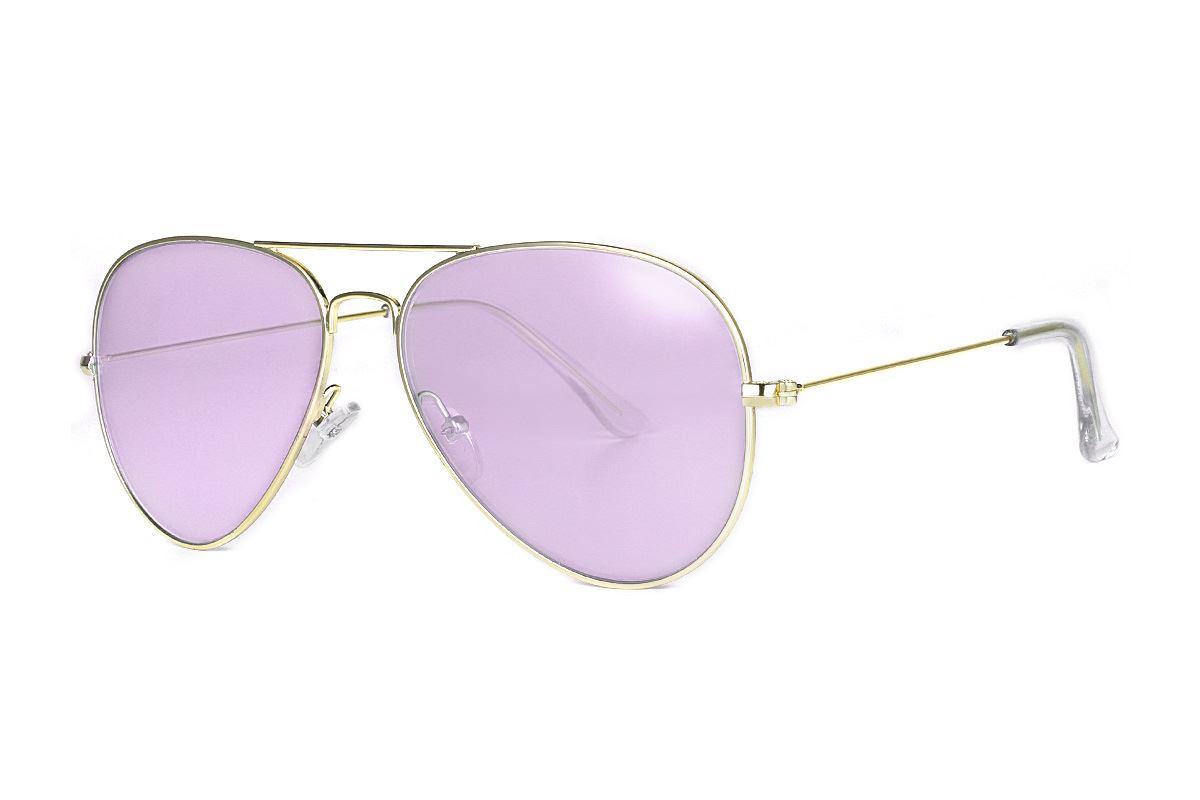 浅色造型太阳眼镜 F3025-P1