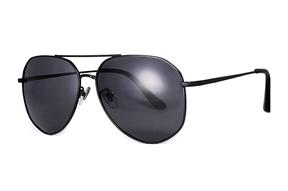 太陽眼鏡-嚴選偏光太陽鏡 FY9524-黑灰