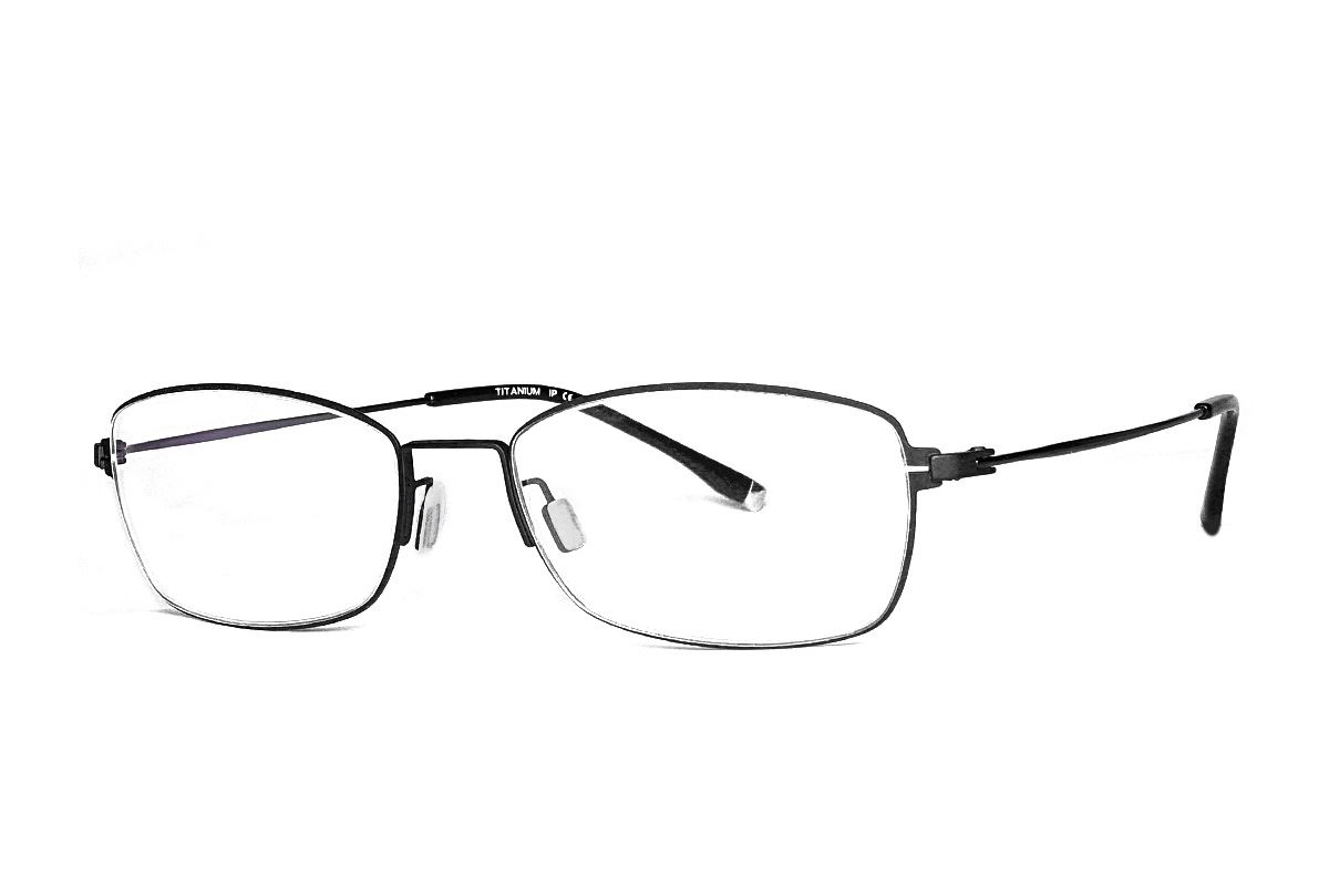 严选高质感钛镜框 6236-C11