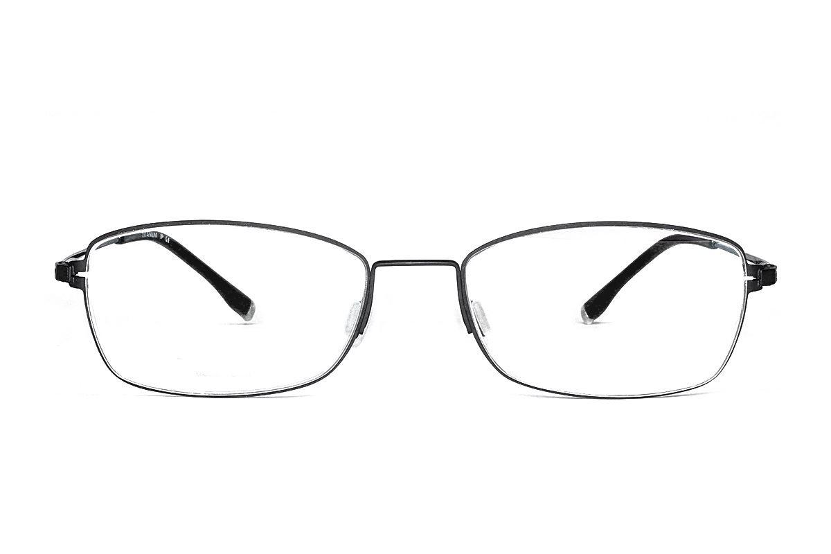 严选高质感钛镜框 6236-C12