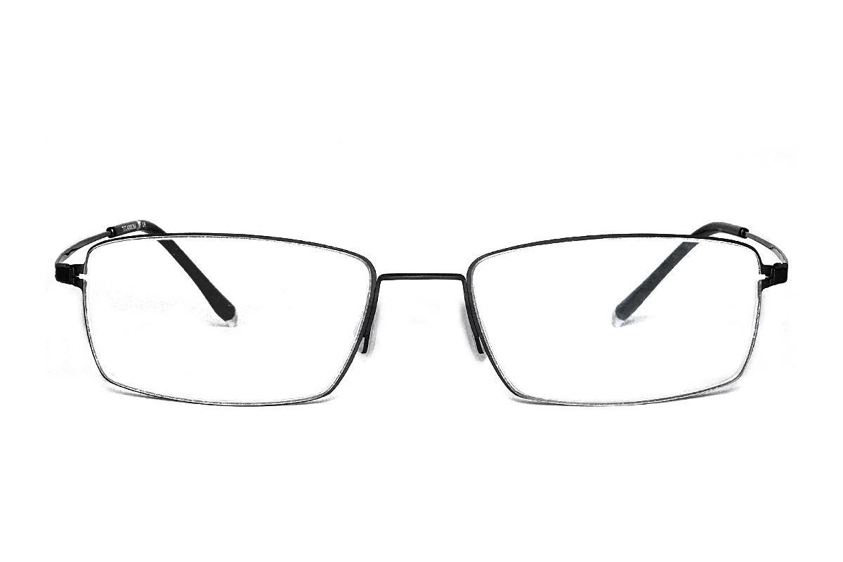 嚴選高質感鈦鏡框 6250-C12