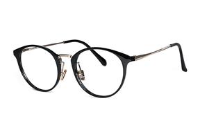 眼鏡鏡框-不鏽鋼複合框 9602-C1